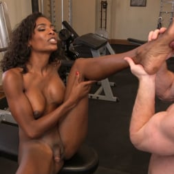 Natassia Dreams in 'Kink TS' pumps her cock deep into muscle boys hungry asshole! (Thumbnail 5)