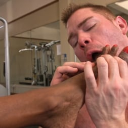 Natassia Dreams in 'Kink TS' pumps her cock deep into muscle boys hungry asshole! (Thumbnail 6)