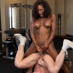 Natassia Dreams in 'Kink TS' pumps her cock deep into muscle boys hungry asshole! (Thumbnail 21)