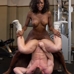 Natassia Dreams in 'Kink TS' pumps her cock deep into muscle boys hungry asshole! (Thumbnail 22)