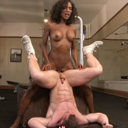 Natassia Dreams in 'Kink TS' pumps her cock deep into muscle boys hungry asshole! (Thumbnail 23)