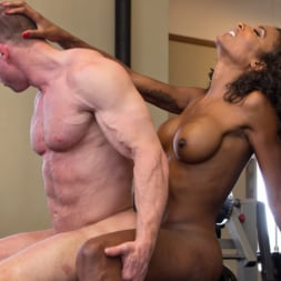 Natassia Dreams in 'Kink TS' pumps her cock deep into muscle boys hungry asshole! (Thumbnail 26)