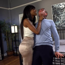 Natassia Dreams in 'Kink TS' Will Havoc Has Every Hole and Dream Satisfied by Sexy Black Cock (Thumbnail 12)