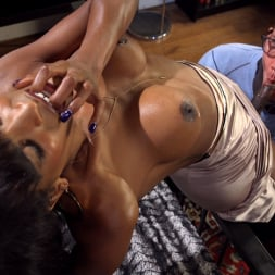 Natassia Dreams in 'Kink TS' Will Havoc Has Every Hole and Dream Satisfied by Sexy Black Cock (Thumbnail 14)