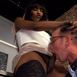Natassia Dreams in 'Kink TS' Will Havoc Has Every Hole and Dream Satisfied by Sexy Black Cock (Thumbnail 19)