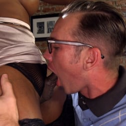 Natassia Dreams in 'Kink TS' Will Havoc Has Every Hole and Dream Satisfied by Sexy Black Cock (Thumbnail 20)