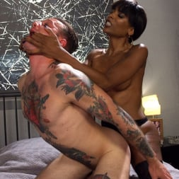 Natassia Dreams in 'Kink TS' Will Havoc Has Every Hole and Dream Satisfied by Sexy Black Cock (Thumbnail 30)