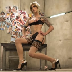 Nina Lawless in 'Kink TS' and her HUGE, HUNGRY, HARD cock make an EXPLOSIVE debut! (Thumbnail 15)