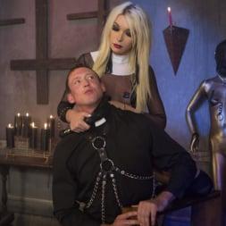 Pierce Paris in 'Kink TS' Sister Aubrey Kate Punishes Priest Pierce Paris (Thumbnail 1)