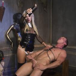 Pierce Paris in 'Kink TS' Sister Aubrey Kate Punishes Priest Pierce Paris (Thumbnail 12)