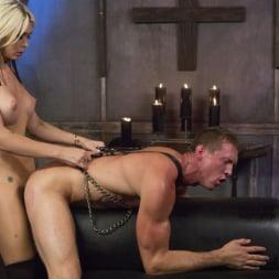 Pierce Paris in 'Kink TS' Sister Aubrey Kate Punishes Priest Pierce Paris (Thumbnail 18)