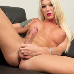 Reed Jameson in 'Kink TS' Aubrey Kate gives her FIRST CREAMPIE EVER! (Thumbnail 14)