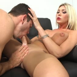 Reed Jameson in 'Kink TS' Aubrey Kate gives her FIRST CREAMPIE EVER! (Thumbnail 15)