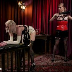 Roxxie Moth in 'Kink TS' The Filthy Maid: Roxxie Moth Disciplines Incompetent Arielle Aquinas (Thumbnail 2)
