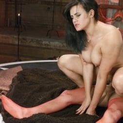 Sami Price in 'Kink TS' Penny Barber Summons Baphomet to seek revenge on Mother Superior (Thumbnail 8)