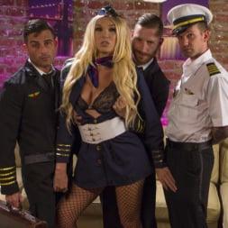 Sebastian Keys in 'Kink TS' Aubrey Kate's 1st Cockpit Cum Fest Gangbang! (Thumbnail 2)
