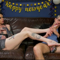 Sherman Maus in 'Kink TS' New Years Bang: Chelsea Marie Frees Butt Slut From Chastity (Thumbnail 4)