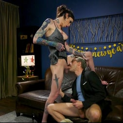 Sherman Maus in 'Kink TS' New Years Bang: Chelsea Marie Frees Butt Slut From Chastity (Thumbnail 6)