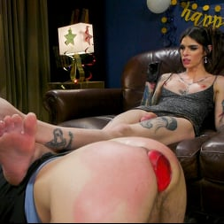 Sherman Maus in 'Kink TS' New Years Bang: Chelsea Marie Frees Butt Slut From Chastity (Thumbnail 13)