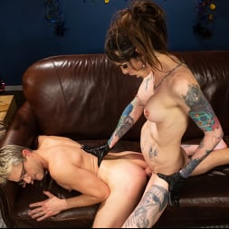 Sherman Maus in 'Kink TS' New Years Bang: Chelsea Marie Frees Butt Slut From Chastity (Thumbnail 20)