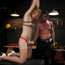 Shiri Allwood in 'Kink TS' Garage Bang: Shiri Allwood Greased and Hammered by Lance Hart (Thumbnail 5)