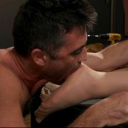 Shiri Allwood in 'Kink TS' Garage Bang: Shiri Allwood Greased and Hammered by Lance Hart (Thumbnail 7)