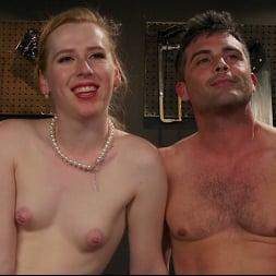 Shiri Allwood in 'Kink TS' Garage Bang: Shiri Allwood Greased and Hammered by Lance Hart (Thumbnail 22)