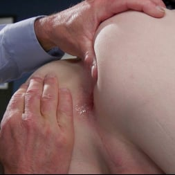 Shiri Allwood in 'Kink TS' Getting Ahead: Shiri Allwood Owns Her Boss, Dale Savage With Her Cock (Thumbnail 7)
