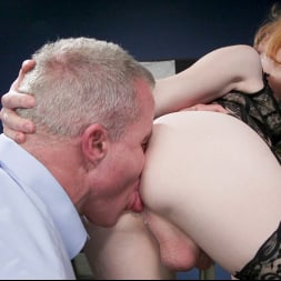Shiri Allwood in 'Kink TS' Getting Ahead: Shiri Allwood Owns Her Boss, Dale Savage With Her Cock (Thumbnail 8)