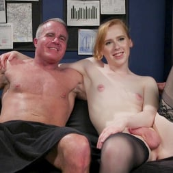 Shiri Allwood in 'Kink TS' Getting Ahead: Shiri Allwood Owns Her Boss, Dale Savage With Her Cock (Thumbnail 18)