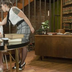 Stefani Special in 'Kink TS' Mistress Kara is a hot Milf Librarian who will Punish misbehavers (Thumbnail 1)
