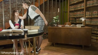 Stefani Special in 'Mistress Kara is a hot Milf Librarian who will Punish misbehavers'
