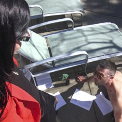 Stefani Special in 'Kink TS' Repo My Asshole!: Repo Goddess Blackmails Slutty Homeowner (Thumbnail 15)