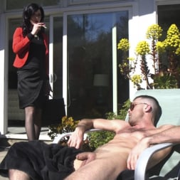 Stefani Special in 'Kink TS' Repo My Asshole!: Repo Goddess Blackmails Slutty Homeowner (Thumbnail 16)