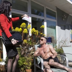 Stefani Special in 'Kink TS' Repo My Asshole!: Repo Goddess Blackmails Slutty Homeowner (Thumbnail 22)