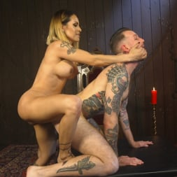 TS Foxxy in 'Kink TS' A Sensual TS Feast: Goddess TS Foxxy's Pleasure Slave (Thumbnail 17)