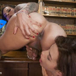 TS Foxxy in 'Kink TS' Diva Author Kicks out crew and Fucks Journalist Hard and Fast. (Thumbnail 4)