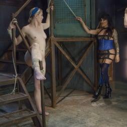 TS Foxxy in 'Kink TS' Foxxy Takes Another - Turning Ella Nova into her cock Slut (Thumbnail 1)