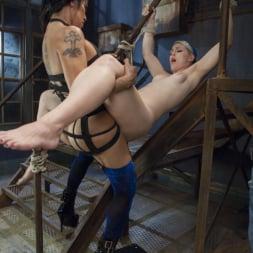 TS Foxxy in 'Kink TS' Foxxy Takes Another - Turning Ella Nova into her cock Slut (Thumbnail 5)