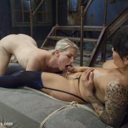 TS Foxxy in 'Kink TS' Foxxy Takes Another - Turning Ella Nova into her cock Slut (Thumbnail 10)
