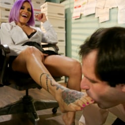TS Foxxy in 'Kink TS' Hole for Hire: Desperate schlub sucks cock for job prospects (Thumbnail 2)