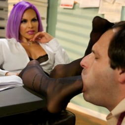 TS Foxxy in 'Kink TS' Hole for Hire: Desperate schlub sucks cock for job prospects (Thumbnail 7)