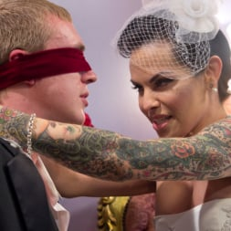TS Foxxy in 'Kink TS' Married To Her Hungry Cock! (Thumbnail 13)