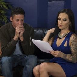 TS Foxxy in 'Kink TS' New roommate pays rent sucking TS Foxxy cock! (Thumbnail 1)