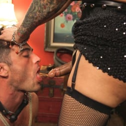 TS Foxxy in 'Kink TS' This lady of the night has a pounding hard cock ready to fuck! (Thumbnail 1)