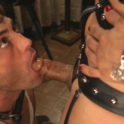 TS Foxxy in 'Kink TS' This lady of the night has a pounding hard cock ready to fuck! (Thumbnail 12)