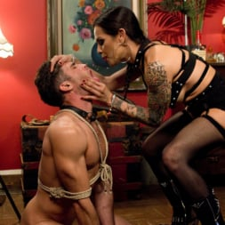 TS Foxxy in 'Kink TS' This lady of the night has a pounding hard cock ready to fuck! (Thumbnail 15)