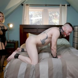 TS Foxxy in 'Kink TS' Punishes Slob Boyfriend With Spanking and Nonstop Pounding! (Thumbnail 2)