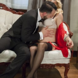 Tyra Scott in 'Kink TS' Mistress Tyra Scott Humiliates and Fucks a VERY Tight Ass Man slave (Thumbnail 6)