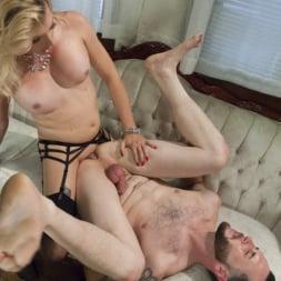 Tyra Scott in 'Kink TS' Mistress Tyra Scott Humiliates and Fucks a VERY Tight Ass Man slave (Thumbnail 7)